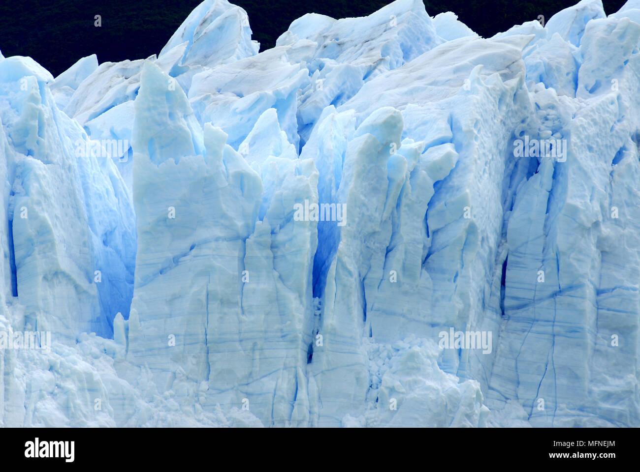 Close-up of an iceberg   Ref: CRB247_10007_032  Compulsory Credit: Jeremy Hoare/Photoshot - Stock Image