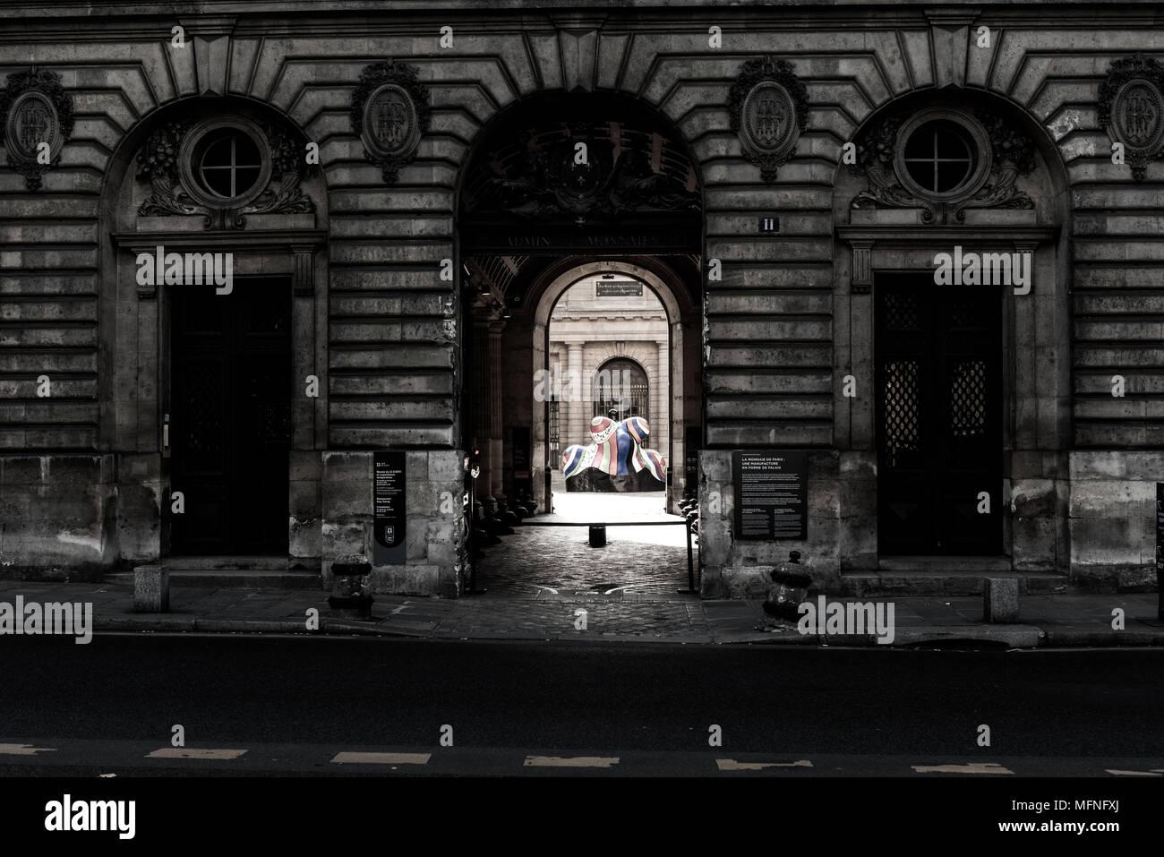 Paris Scenes - Stock Image