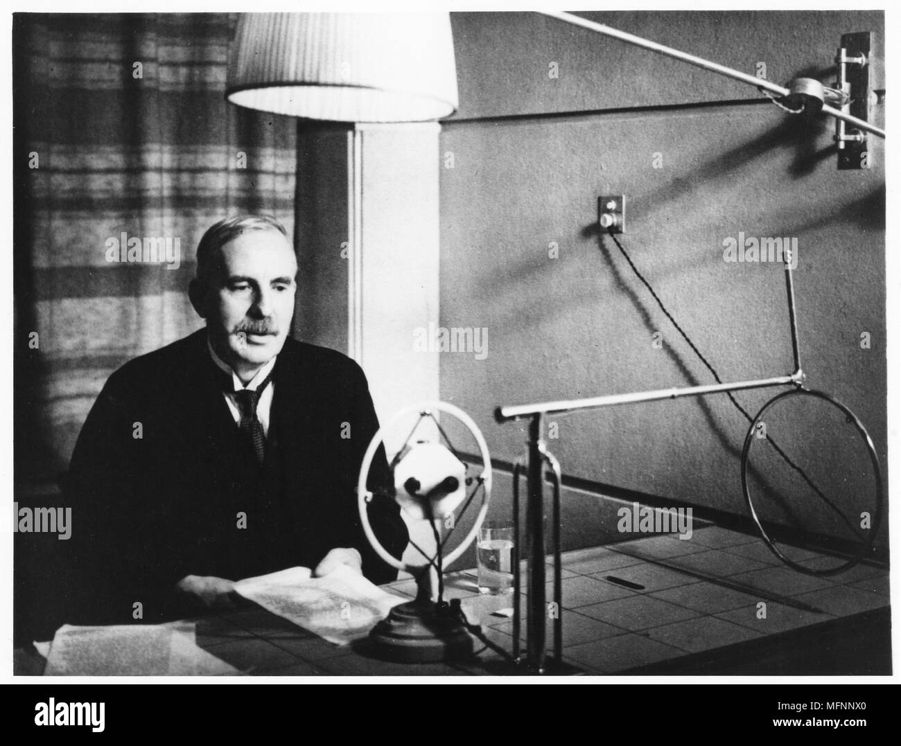 Ernest Rutherford Stock Photos Amp Ernest Rutherford Stock