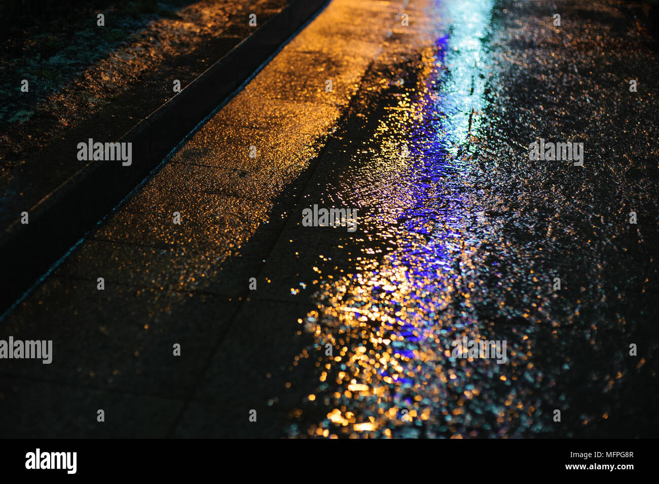 Wet asphalt - the color of calm, harmony and practicality 33