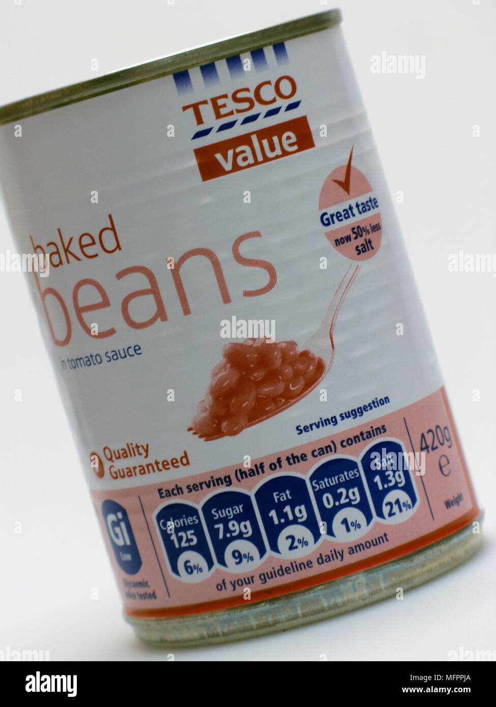 Tesco Value Baked Beans Products Of A Cheap Reasonable