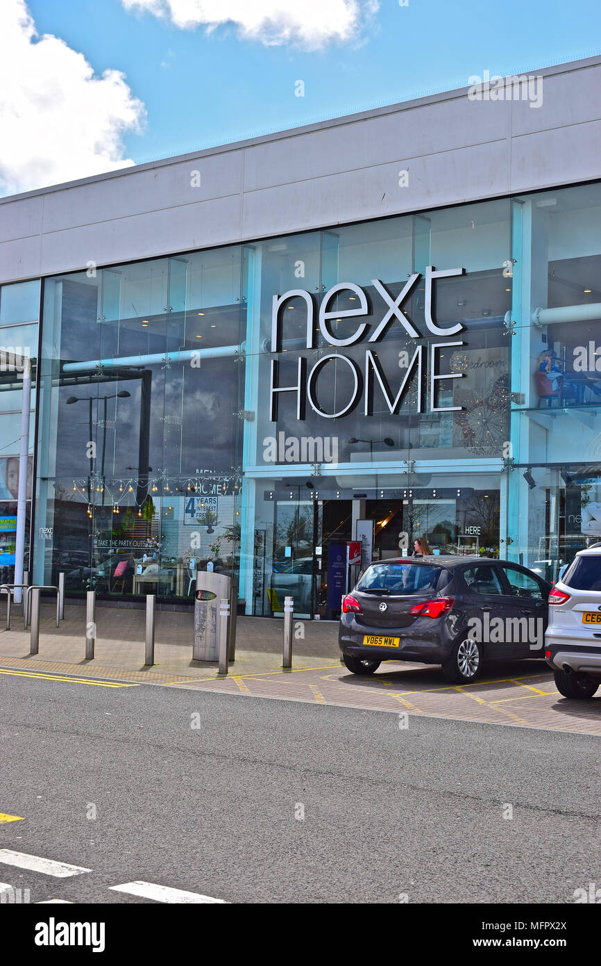 Next Home Furniture Home Furnishings Store Capital Retail Park