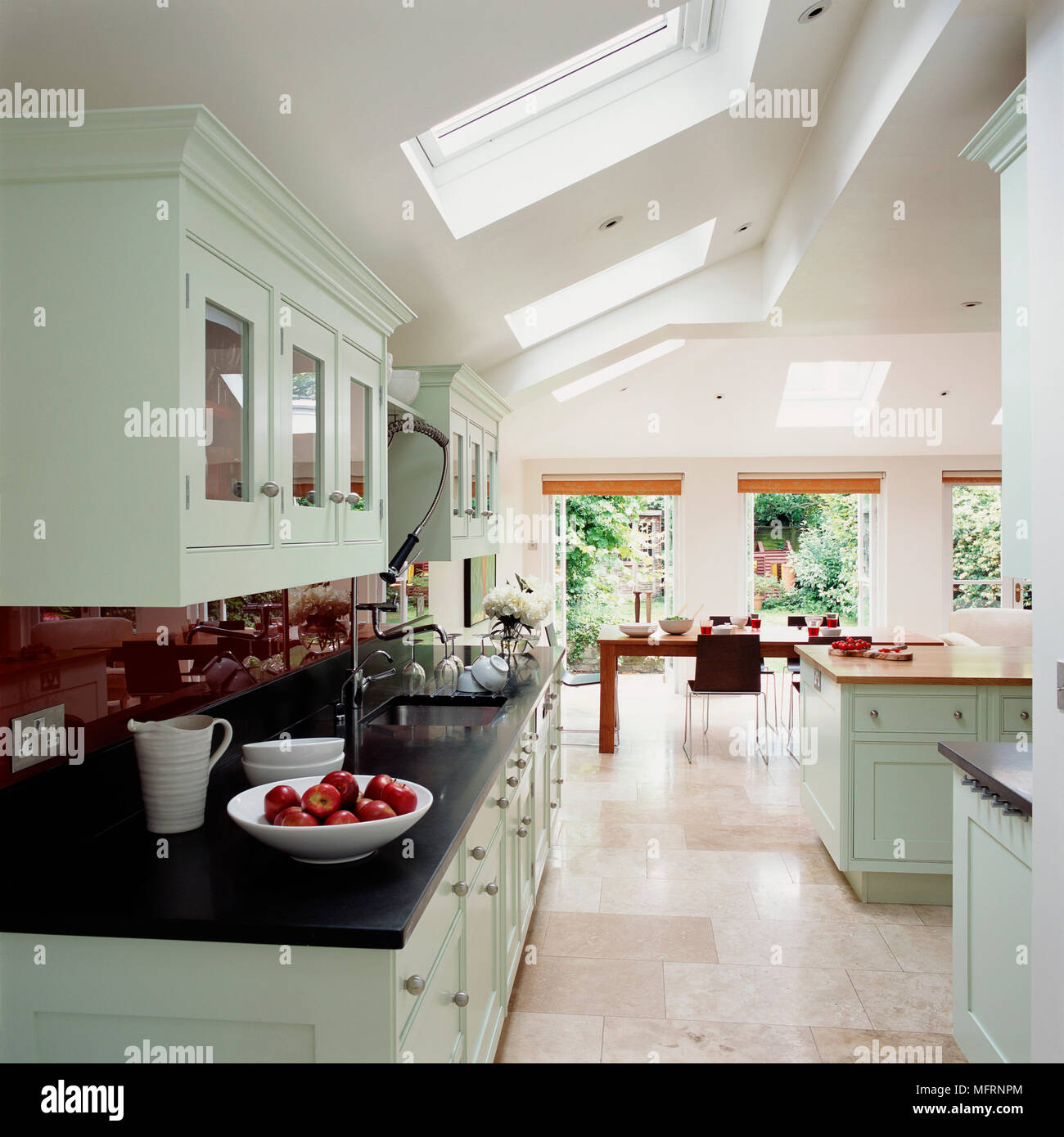 Extractor Fan Kitchen Country Stock Photos & Extractor Fan