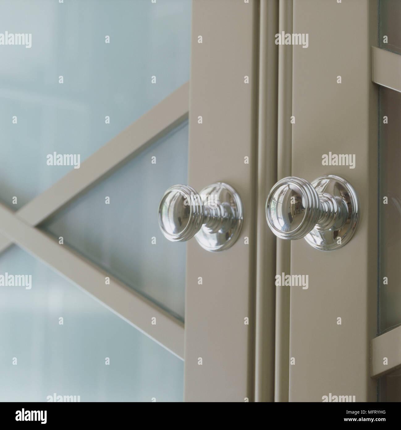 Chrome Cabinet Handles Stock Photos & Chrome Cabinet Handles Stock ...