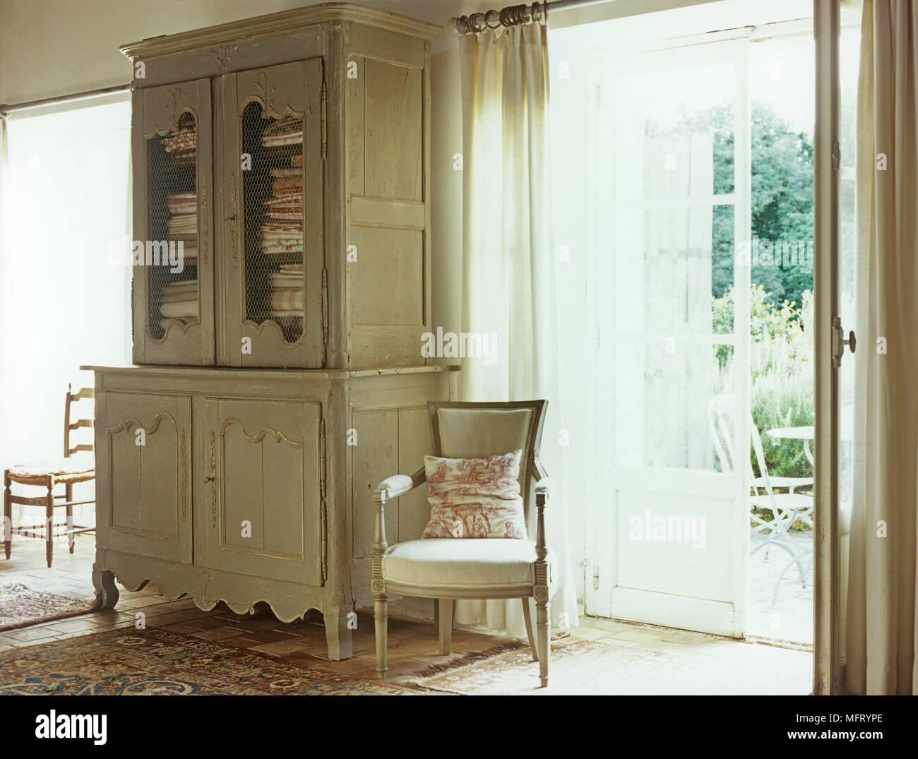French Doors Open Stock Photos French Doors Open Stock Images Alamy