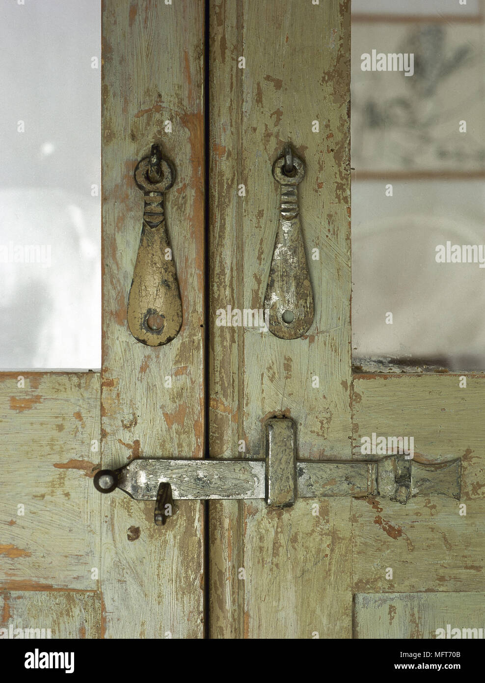 Rustic wooden distressed doors Interiors detail country textures natural materials & Rustic wooden distressed doors Interiors detail country textures ...