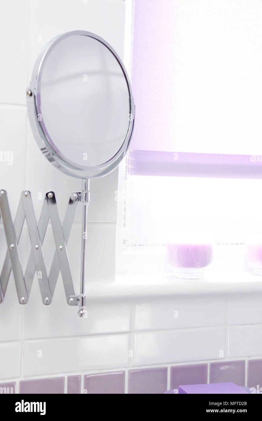 Extending vanity mirror Stock Photo: 181860627 - Alamy