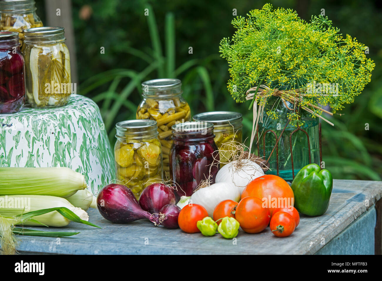 Preserving The Bounty Of Garden Harvest By Canning And Freezing Produce