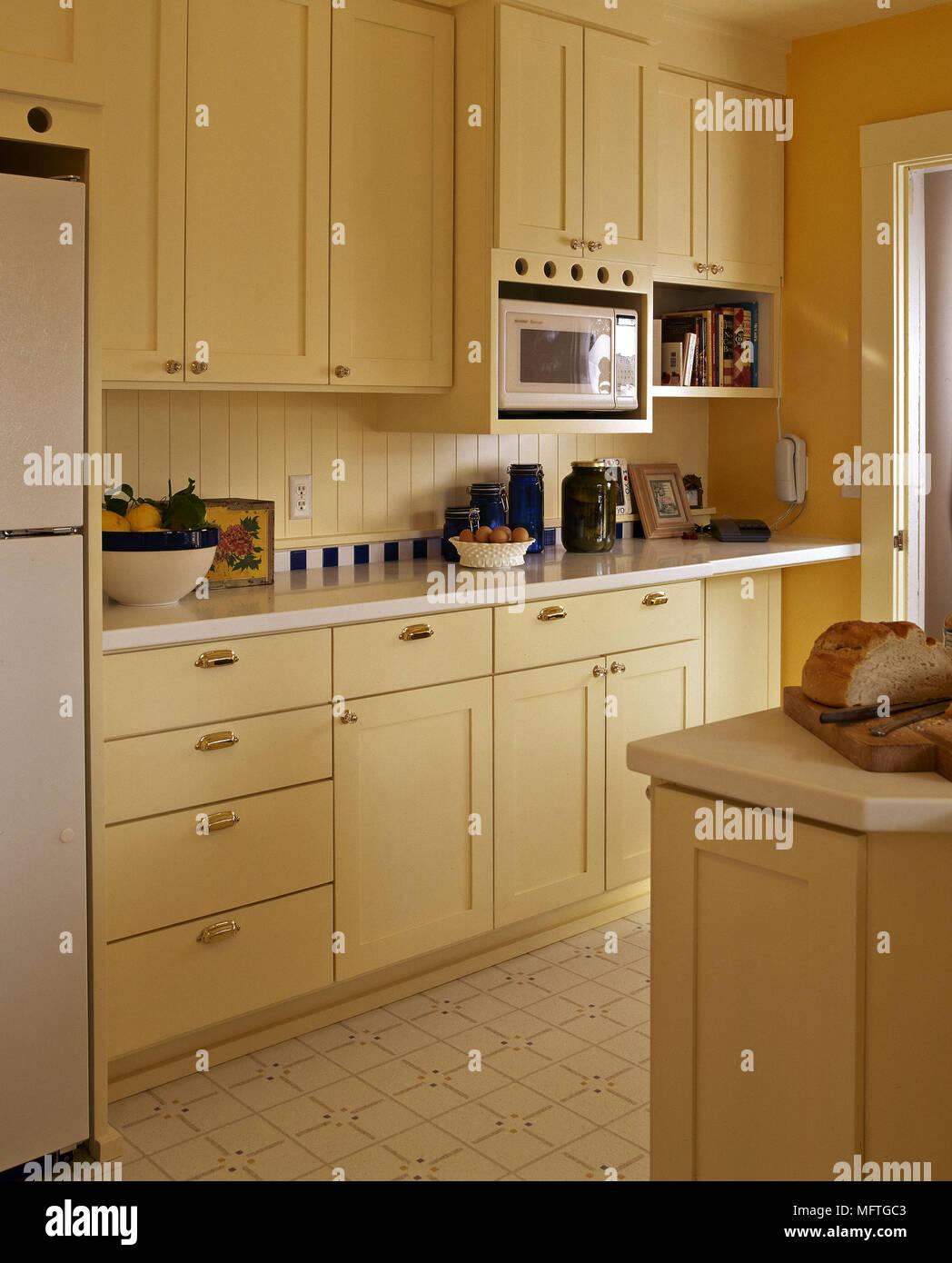 Modern Shaker Style Kitchen: Shaker Style Stock Photos & Shaker Style Stock Images