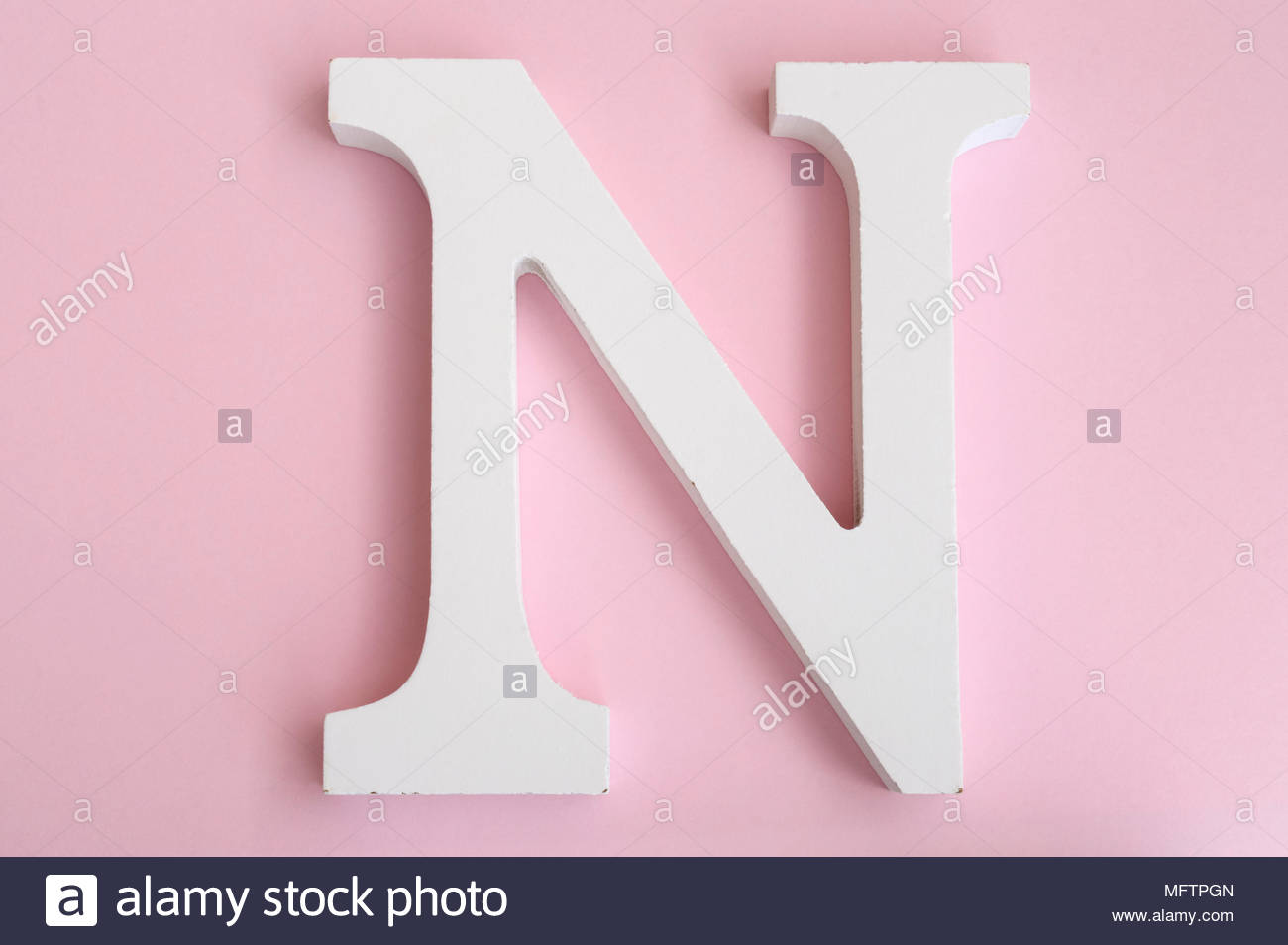 N Typography Font Letter Type Stock Photos & N Typography Font ...