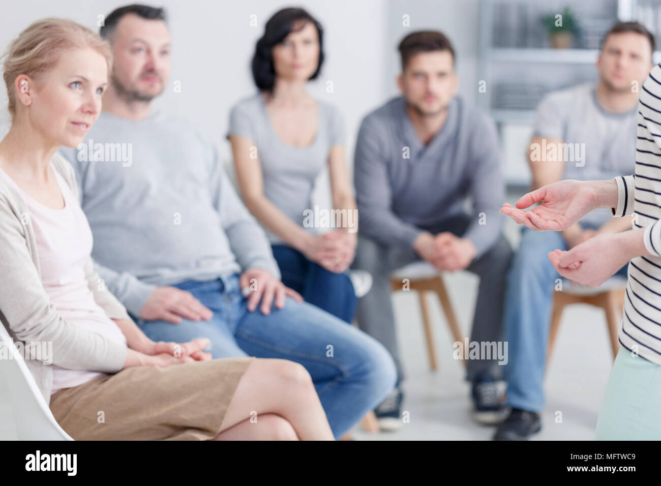 Addiction Counseling Stock Photos Addiction Counseling Stock