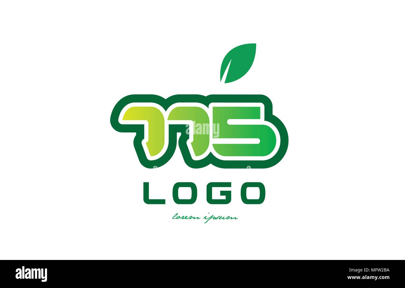 Design of number numeral digit 775 with green leaf and color ...