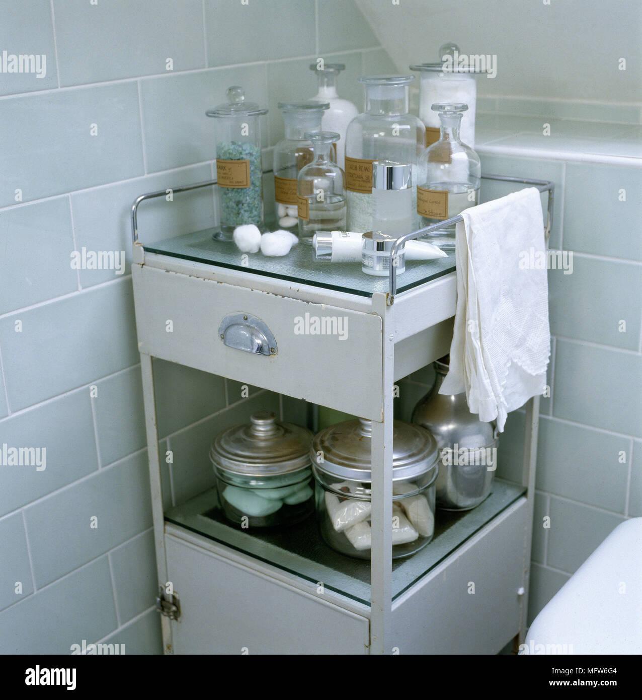 Bathroom Cabinet Isolated Stock Photos & Bathroom Cabinet Isolated ...