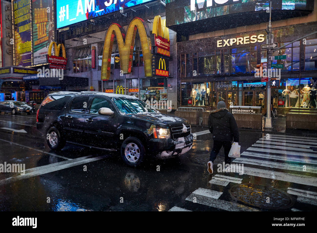 How Many Fast Food Restaurants In Nyc