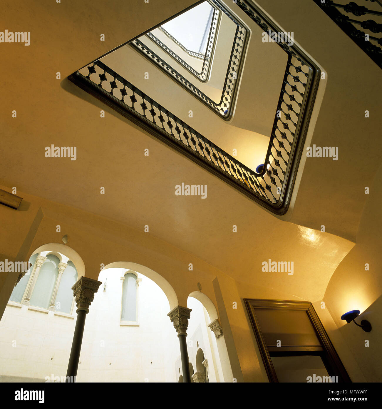 Stairways Home Stock Photos U0026 Stairways Home Stock Images ...