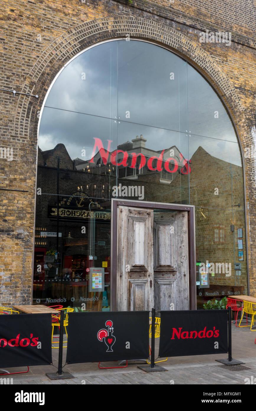 Chain Restaurants In Central Manchester