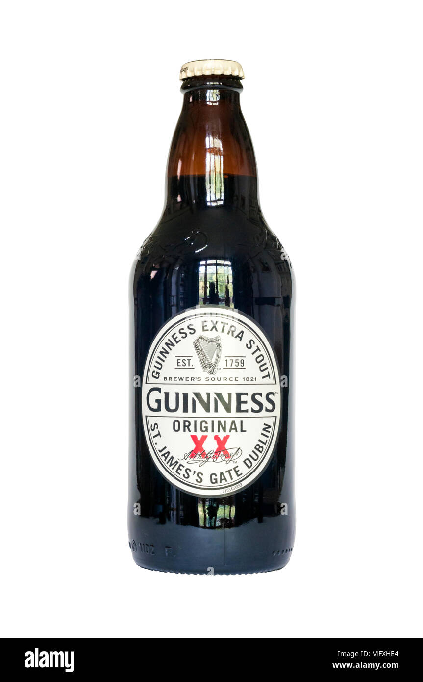 Guinness Bottle Beer Irish Stock Photos Amp Guinness Bottle