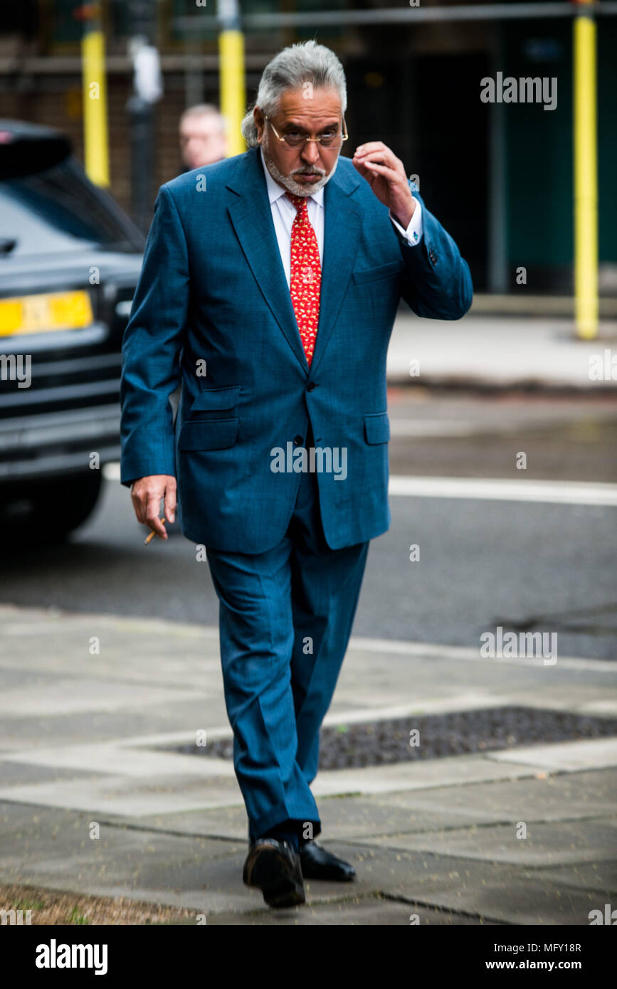 Vijay Mallya Stock Photos & Vijay Mallya Stock Images - Alamy