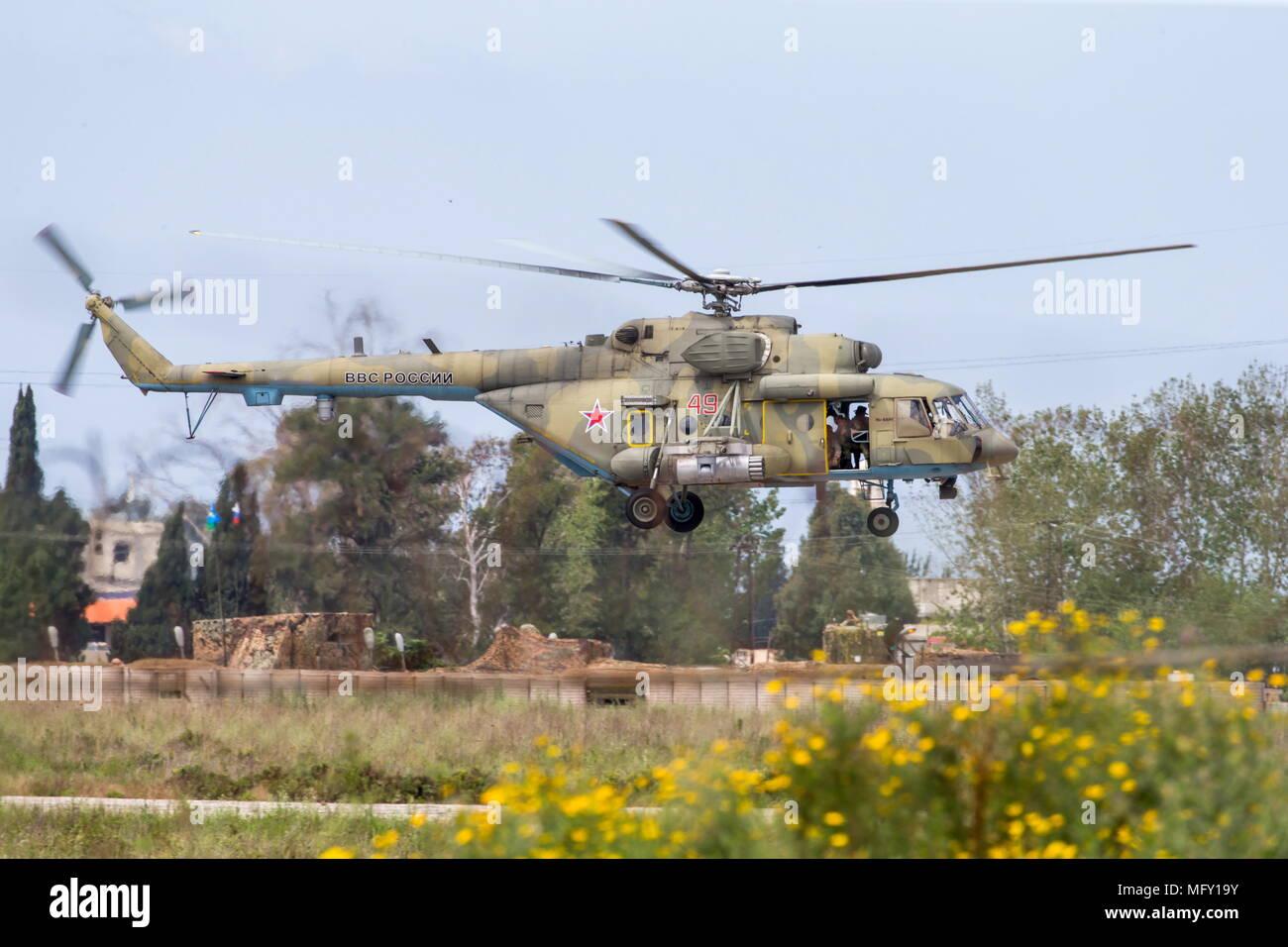 Mi-8AMTSH - Terminator from Russia 81