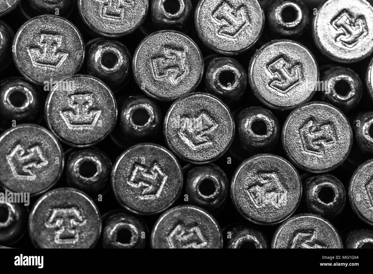 22lr ammunition stock photo 181973404 alamy