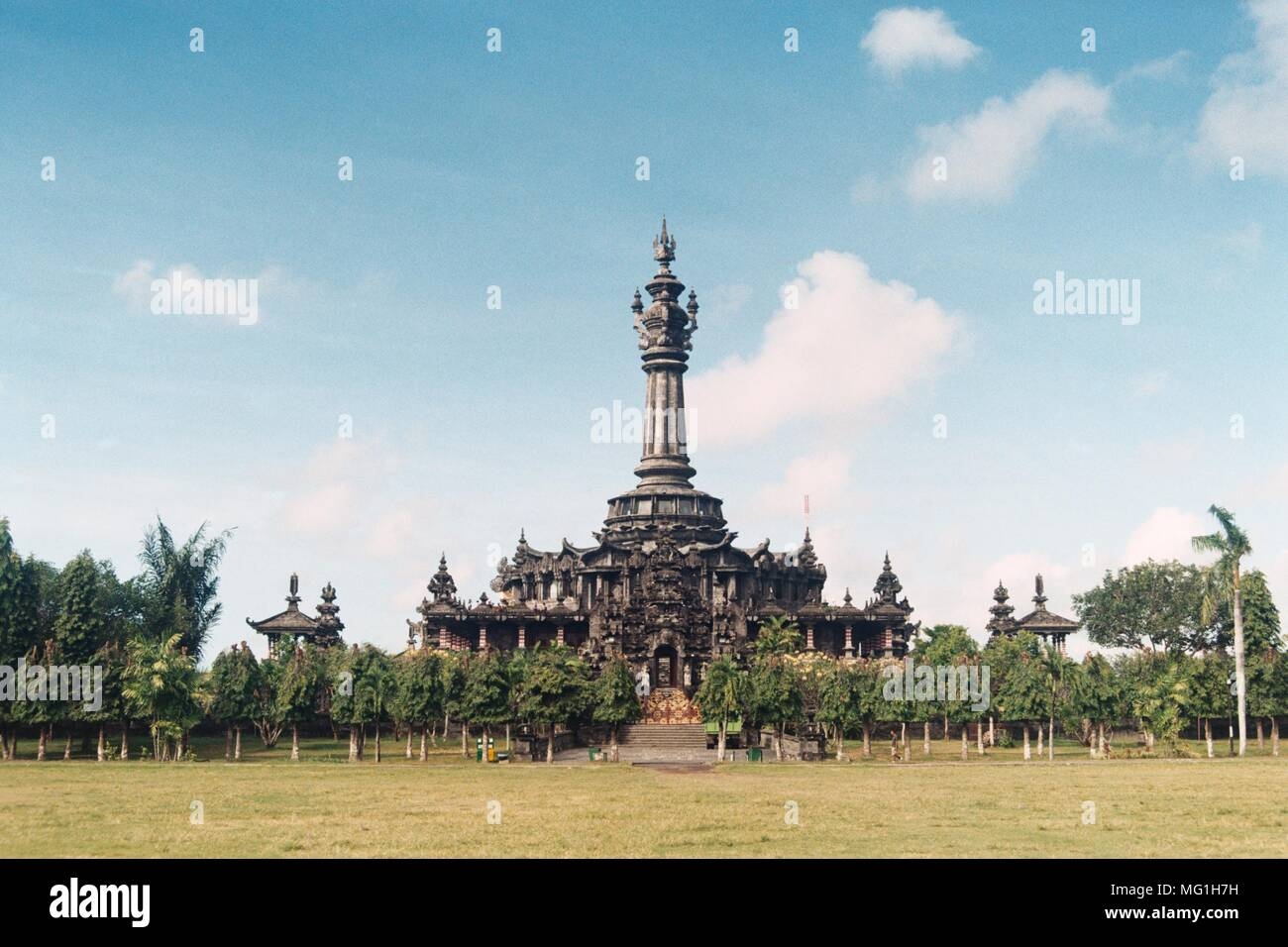 Bajra Sandhi (Monument to the Struggle of the People of Bali) - Stock Image