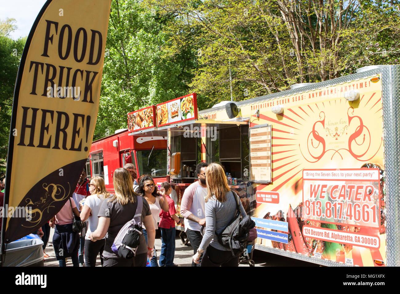 Food O Rama Grant Park