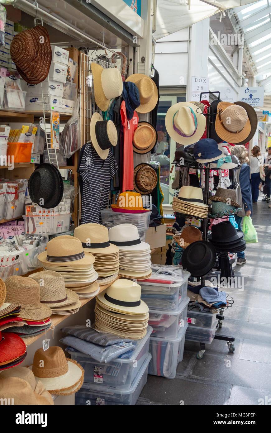 275cfe80 Italian Hat Shop Stock Photos & Italian Hat Shop Stock Images - Alamy