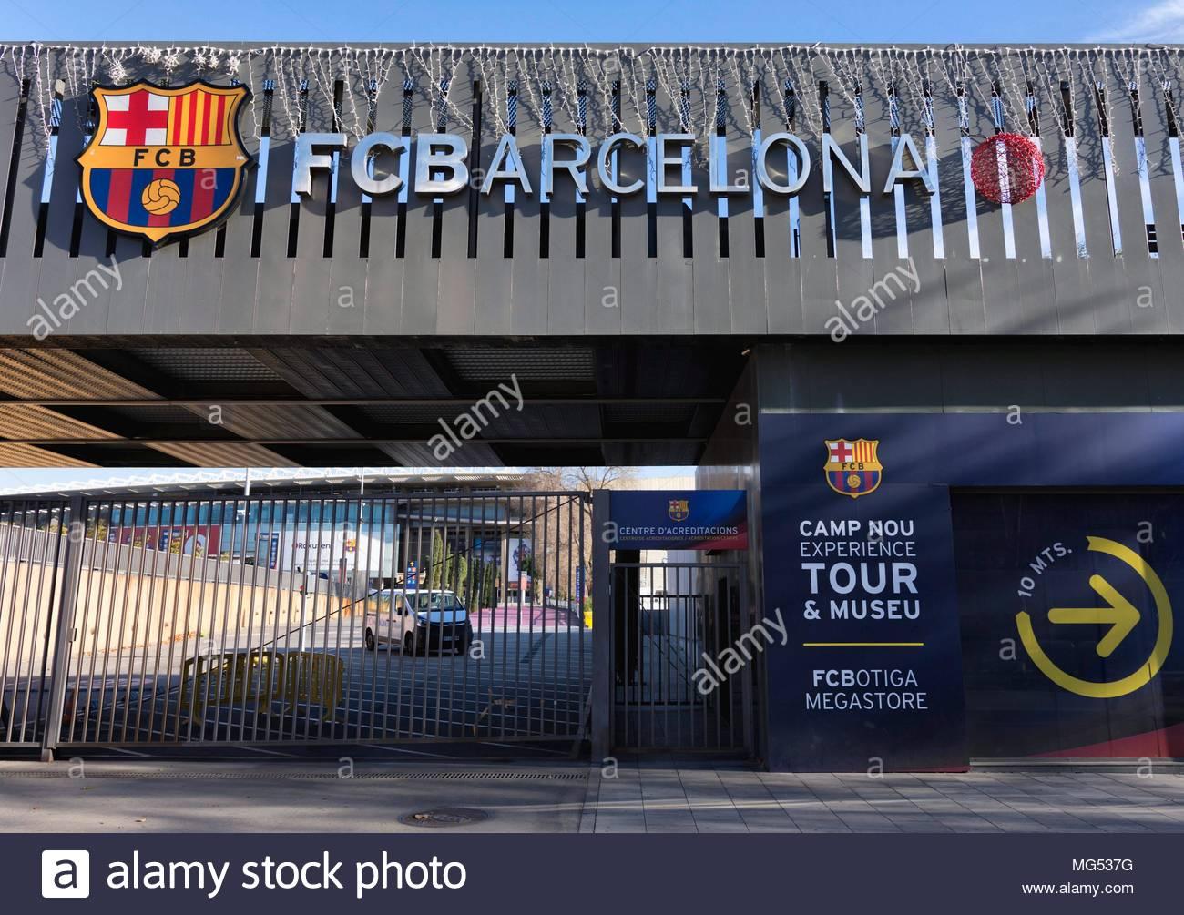 FC Barcelona - Stock Image