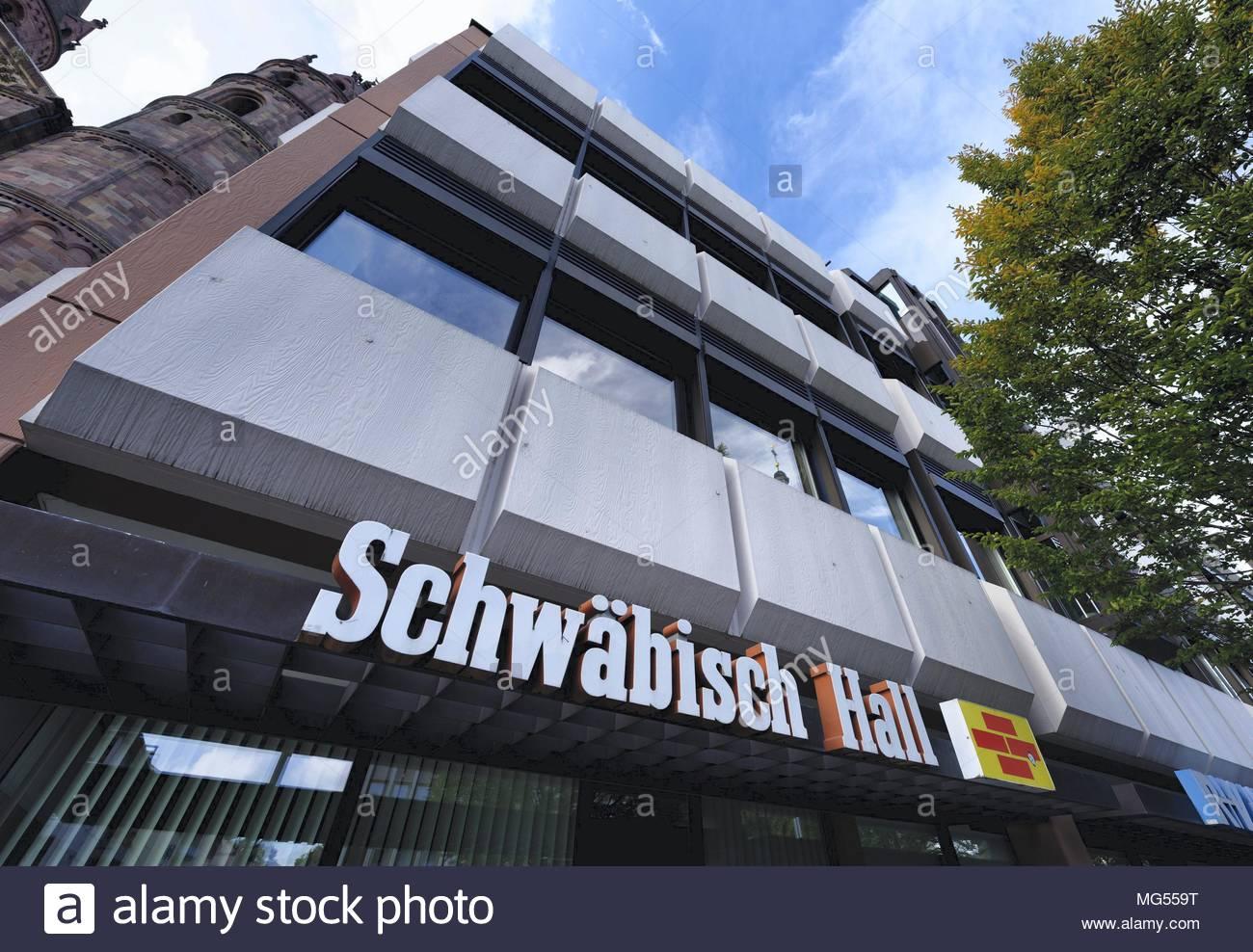 Schwaebisch Hall - Stock Image