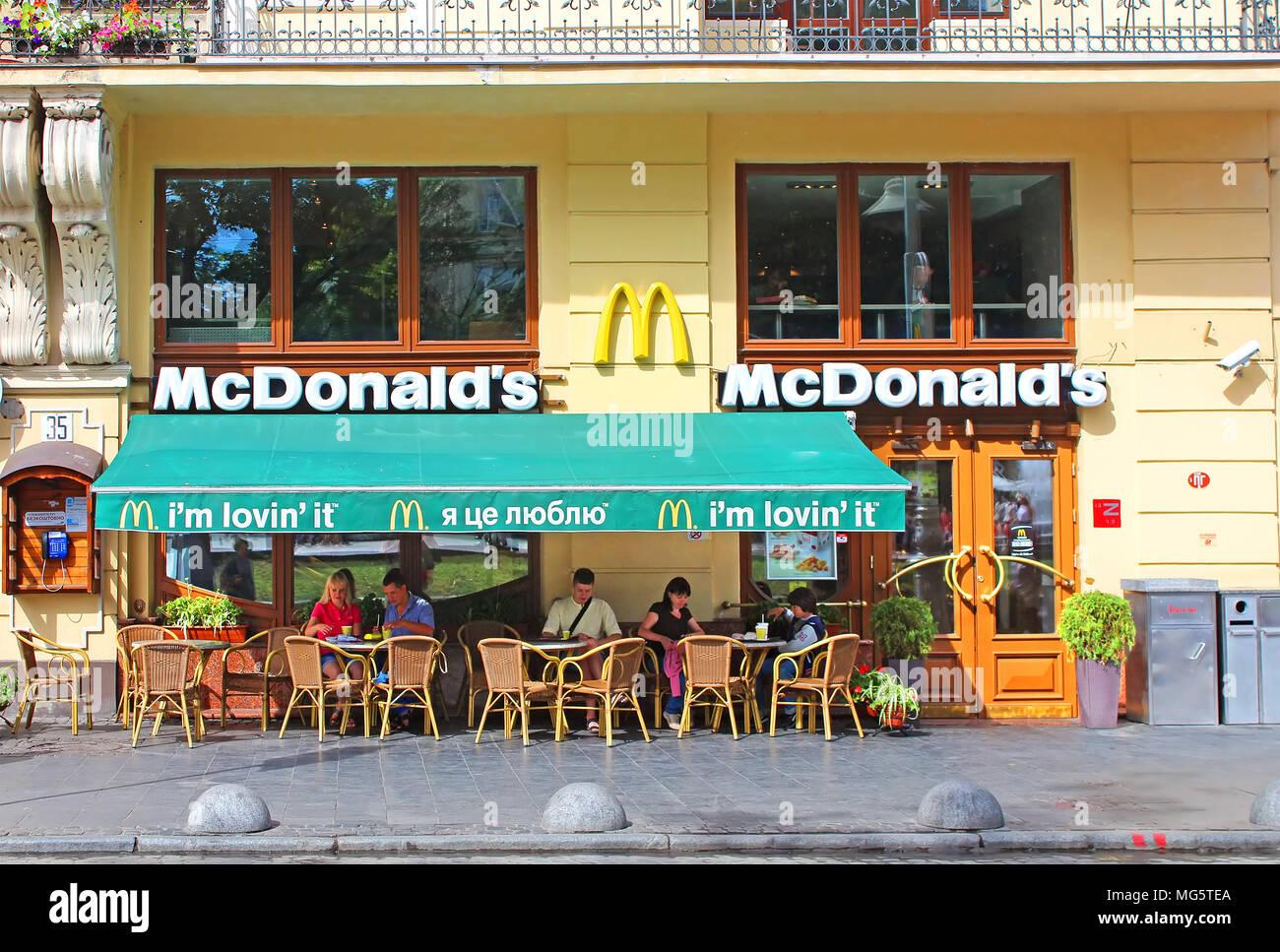 Macdonald\'s Restaurant Stock Photos & Macdonald\'s Restaurant Stock ...