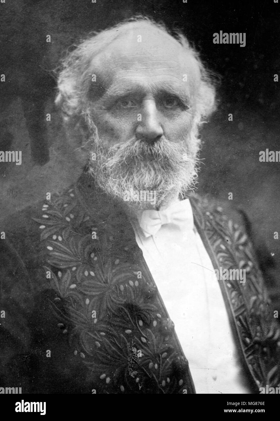 Alexandre-Félix-Joseph Ribot (1842 – 1923) was a French politician, four times Prime Minister. - Stock Image