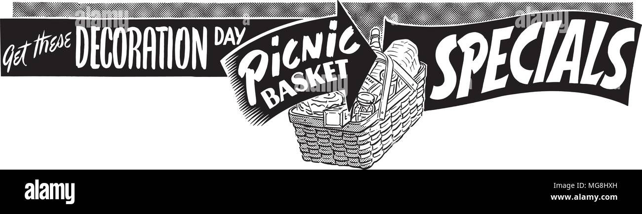 Picnic Basket Specials
