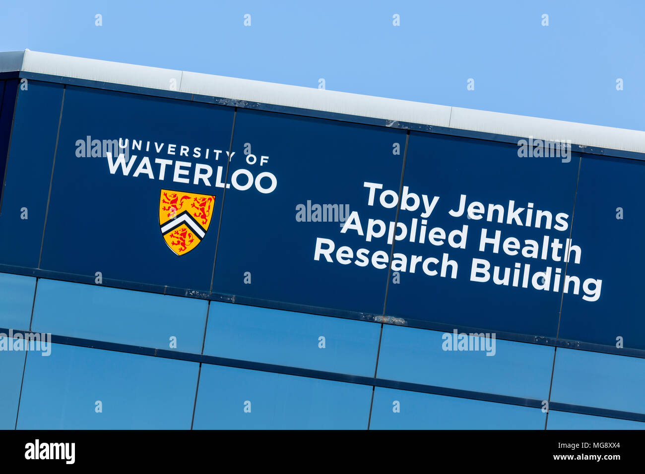 University Of Waterloo Stock Photos & University Of Waterloo Stock ...