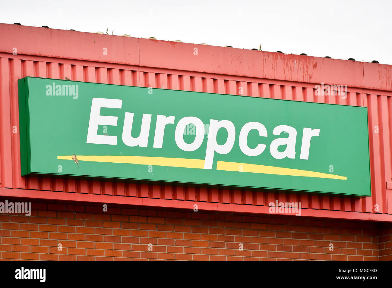 Europcar Car Hire Stock Photos Europcar Car Hire Stock Images Alamy