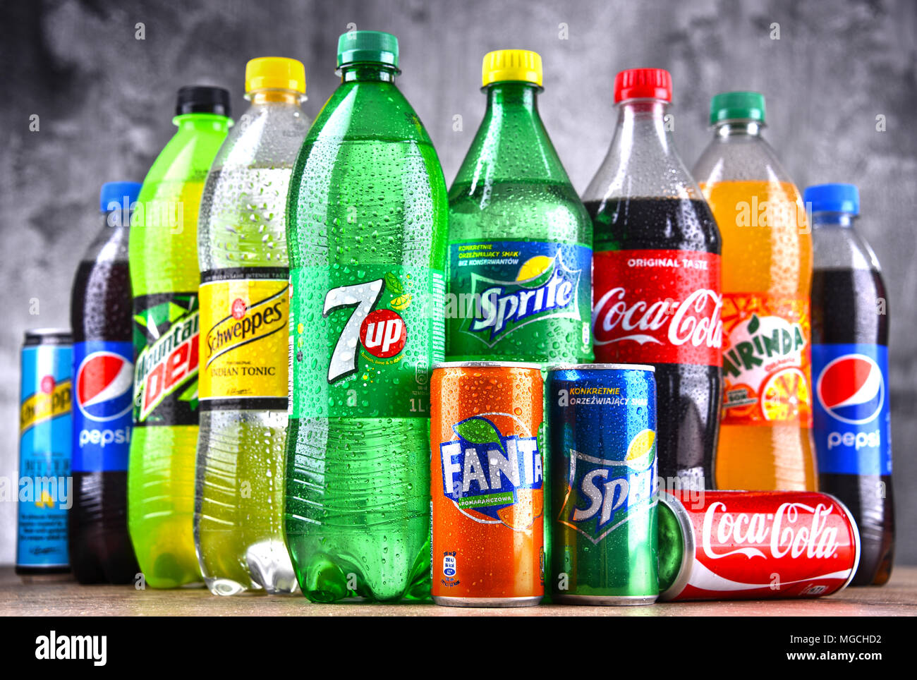 Pepsico Products Stock Photos & Pepsico Products Stock