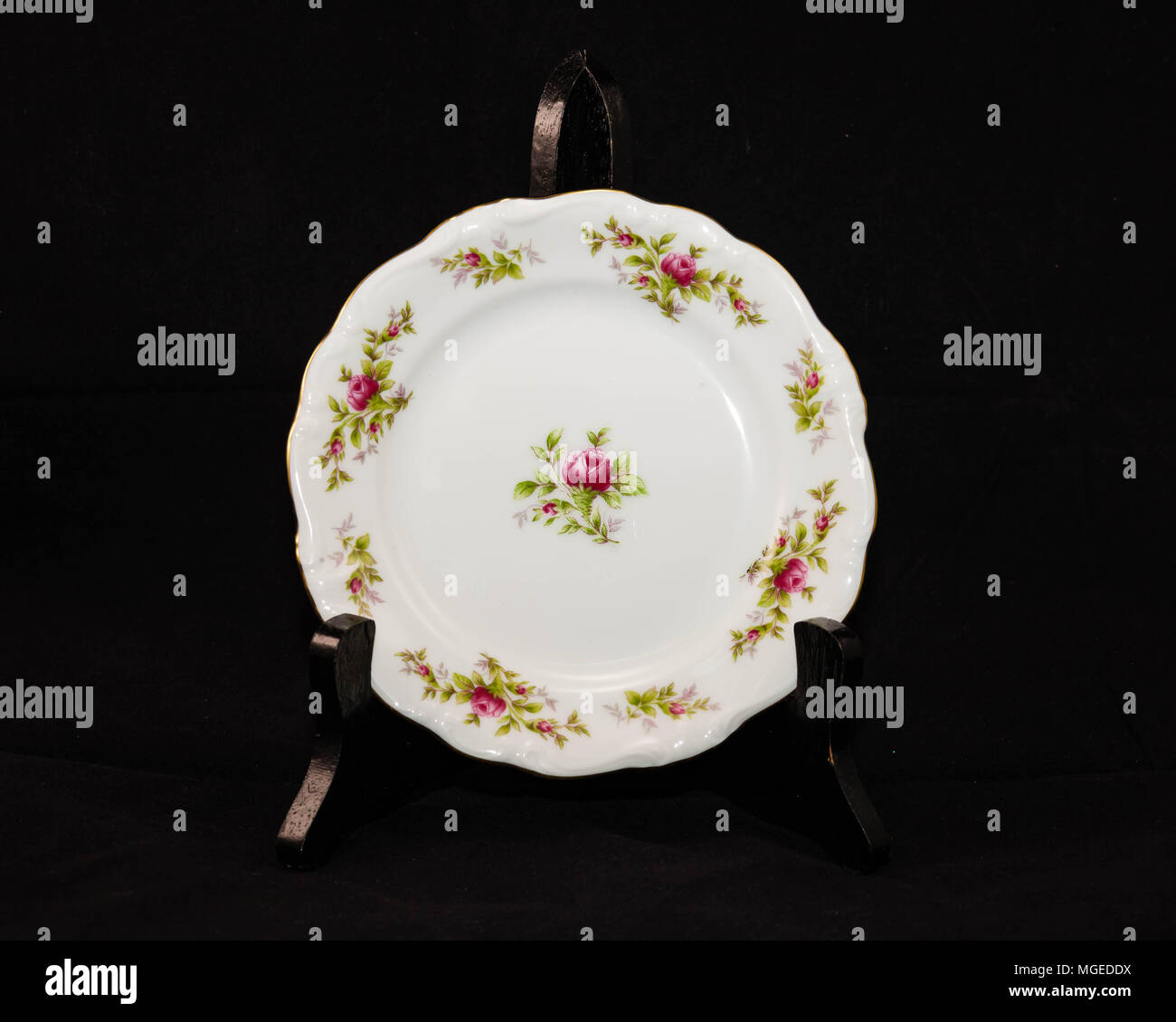 Rose Pattern China Awesome Design