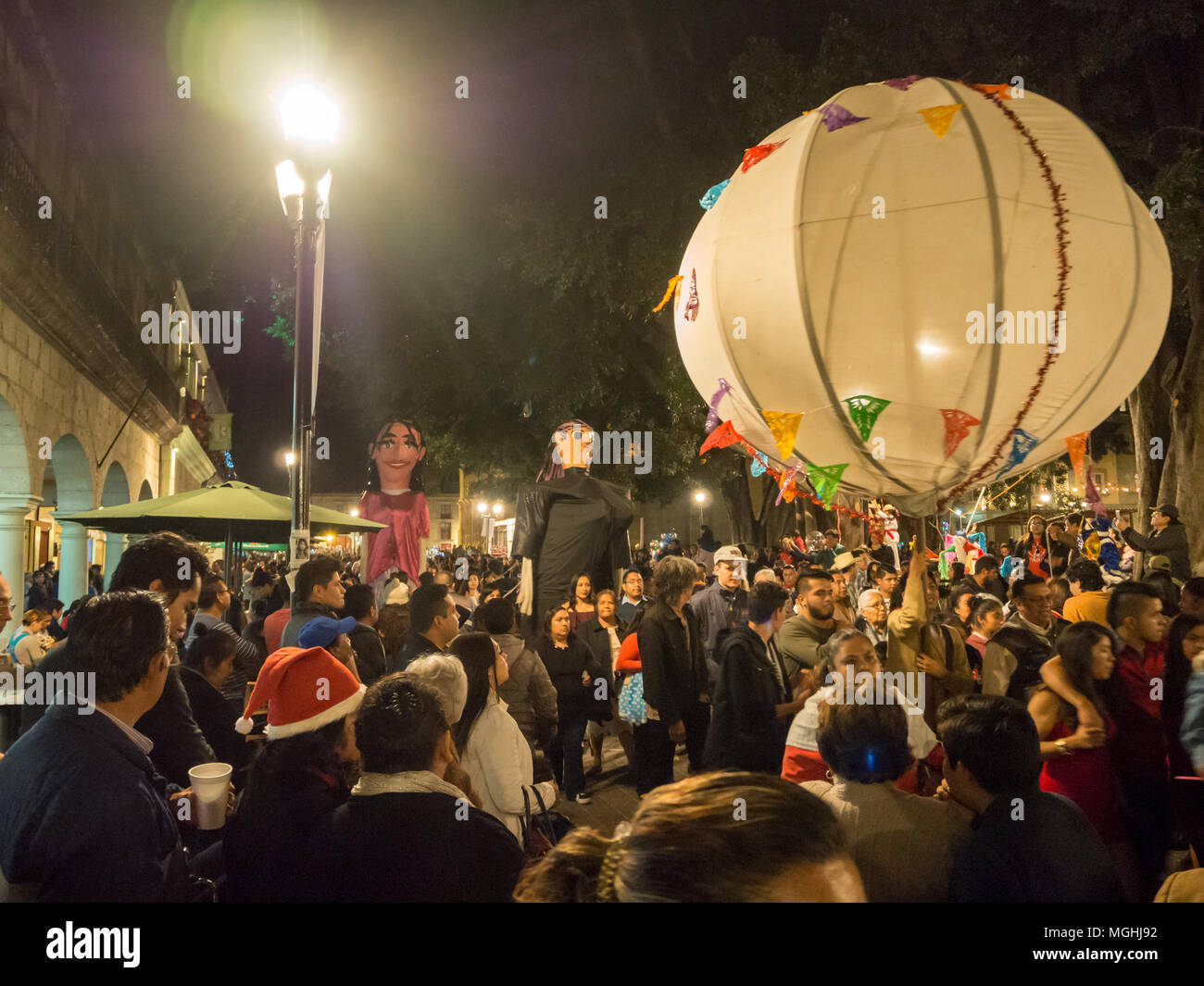 Does Mexico Celebrate Christmas.Oaxaca Mexico South America Traditional Winter Christmas