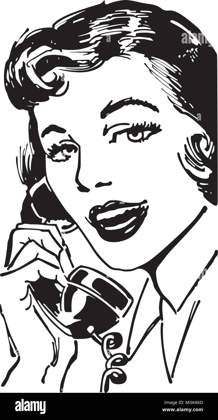 Telephone Clipart High Resolution Stock Photography And Images Alamy