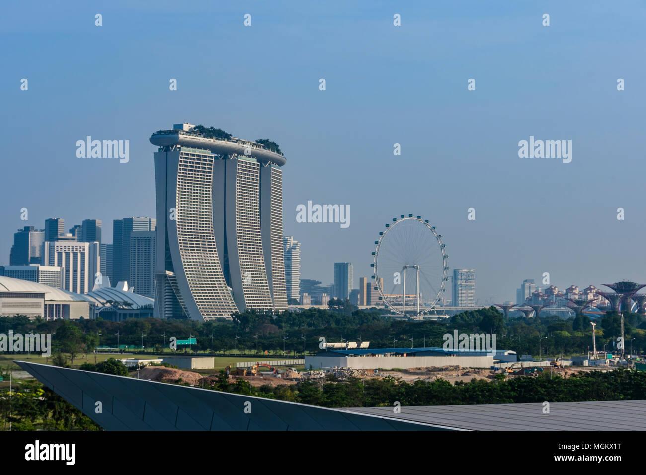 Singapore Hotel Near Marina Bay | Singapore Marriott Tang