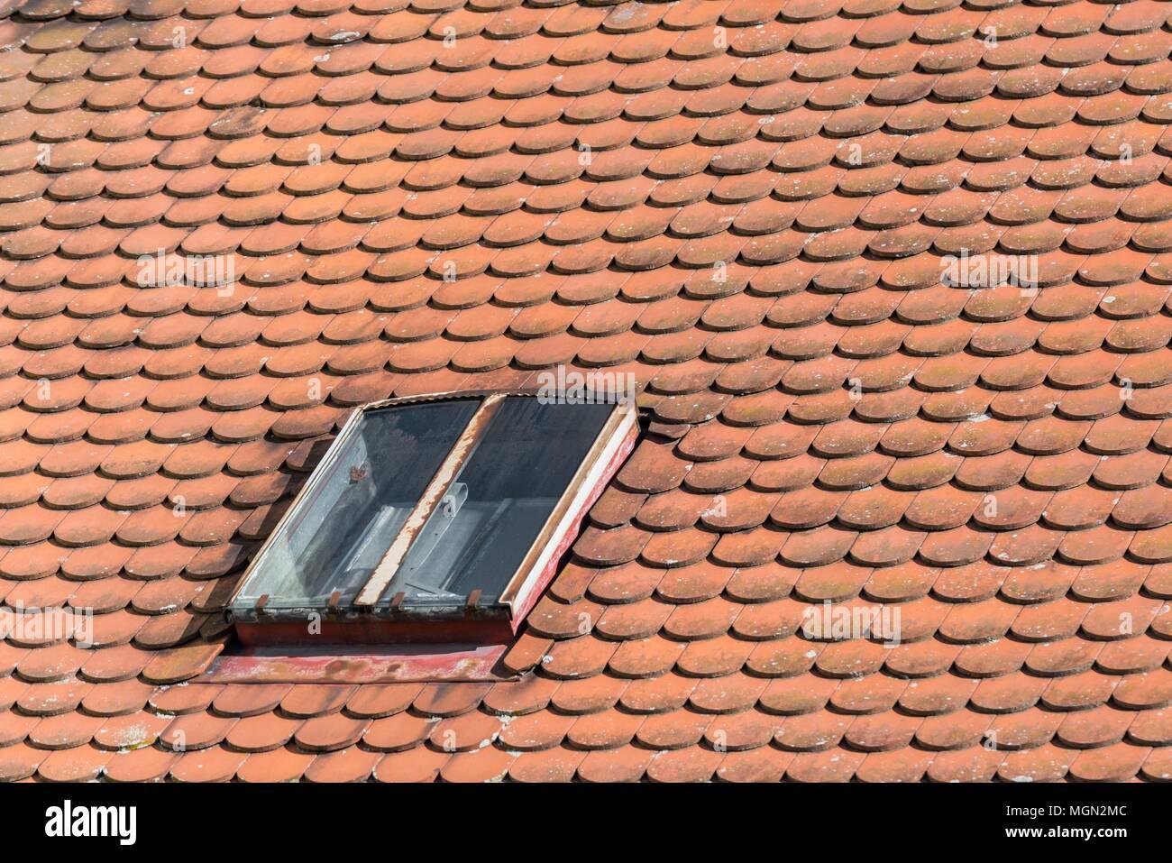 Slate Roof Modern House Stock Photos Amp Slate Roof Modern