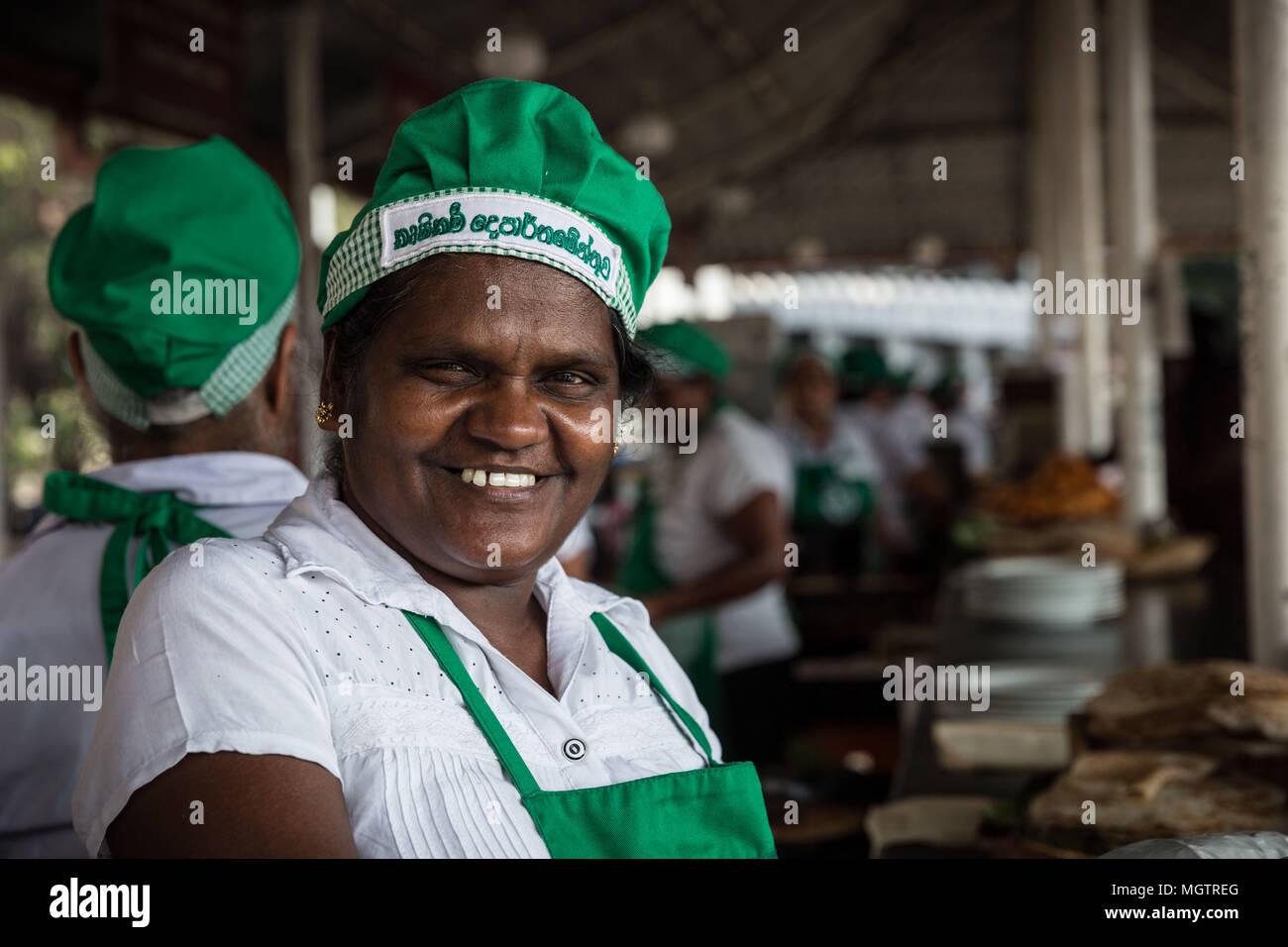 sri Lankan dama