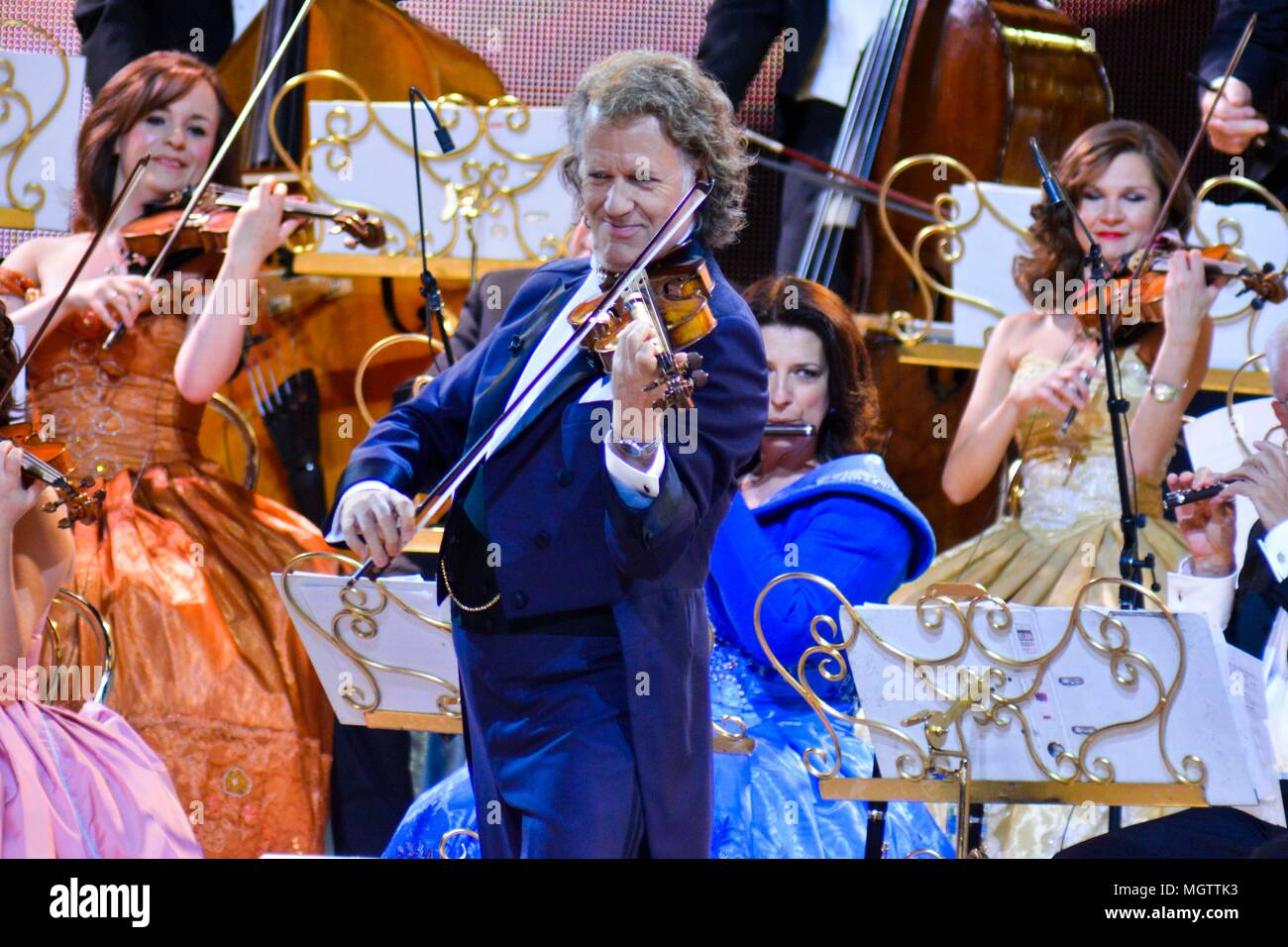 Andre Rieu Stock Photos Andre Rieu Stock Images Alamy
