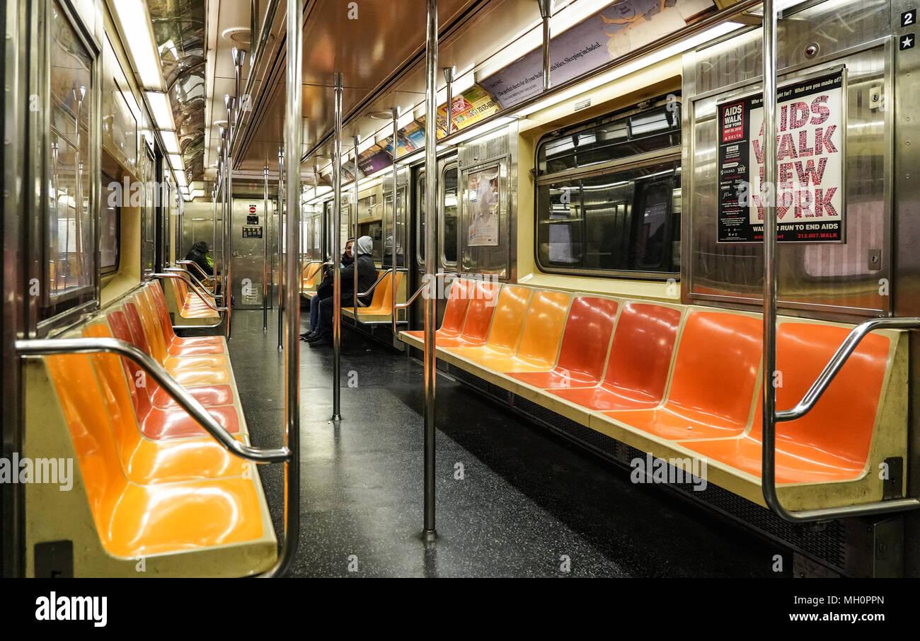 Subway dating