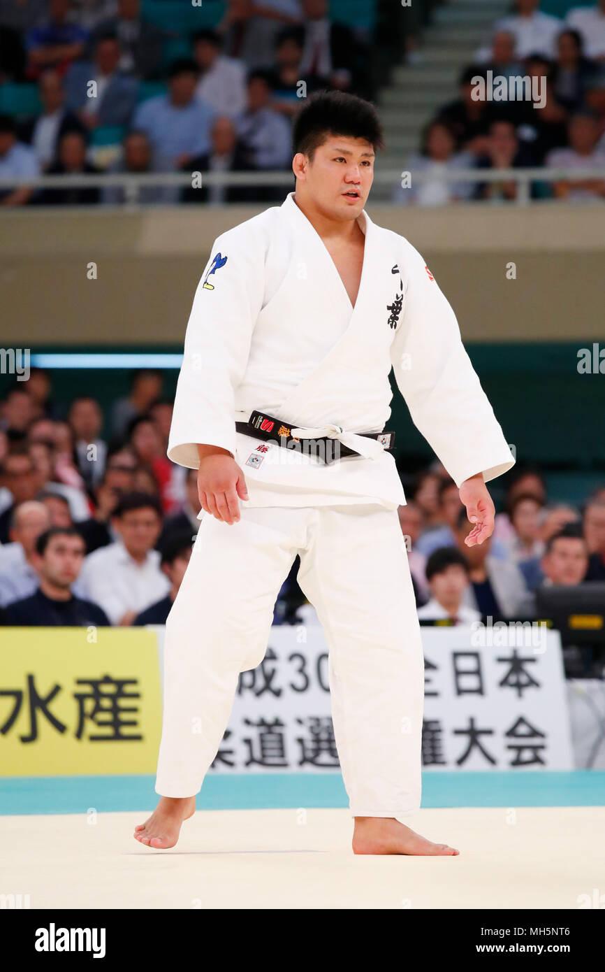 Hirotaka Kato, APRIL 29, 2018 Judo : 2018 All Japan Judo