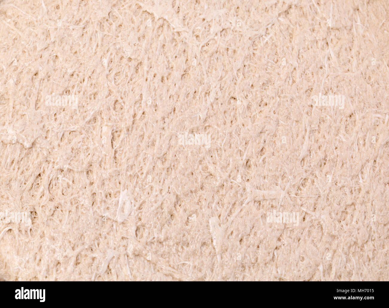 Halva  made from sesame seeds background closeup - Stock Image