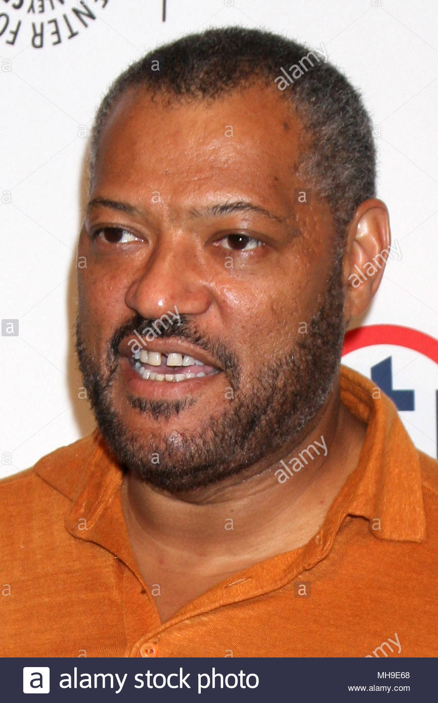 fbc8bce485 Laurence Fishbourne at the Paley Center for Media s PaleyFest 2014 Fall TV  Previews for ABC Network
