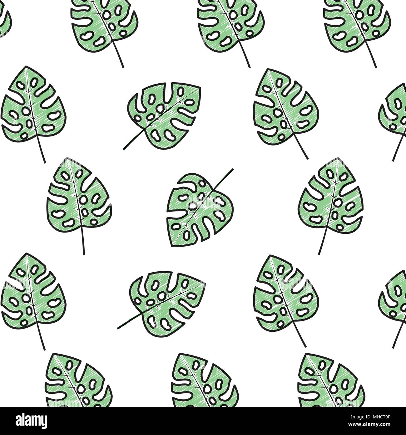 Doodle Tropical Leaf Natural Style Background Stock Vector Image Art Alamy «#tropical #leaves #doodle #feathers #firstinawhile #be #creative #green». https www alamy com doodle tropical leaf natural style background image182835094 html