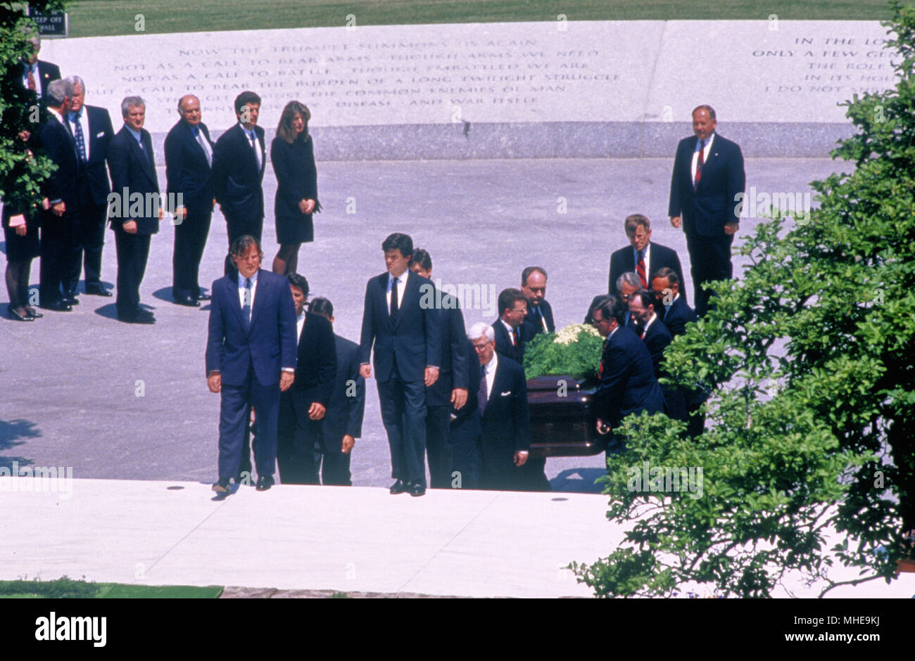 John F Kennedy Jr Stock Photos & John F Kennedy Jr Stock
