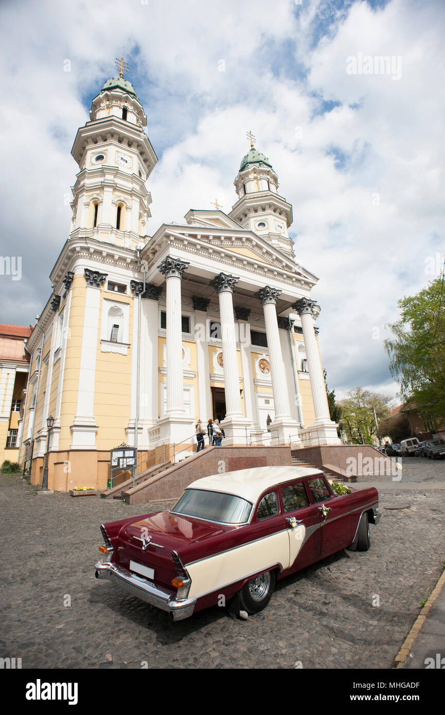 Auto shows Uzhgorod and region: a selection of sites