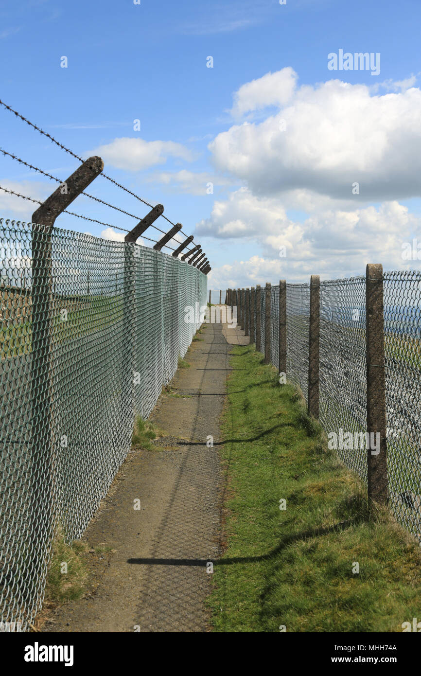 Perimeter Fence Stock Photos Amp Perimeter Fence Stock